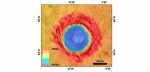 """นักวิทยาศาสตร์พบเหตุการณ์เกิดคลื่นยักษ์ """"สึนามิ"""" บนดาวอังคาร"""