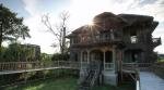 """น่าสนใจ """"บ้านเขียว – ขุนพิทักษ์บริหาร"""" บ้านผีสิงจริงหรือไม่?"""