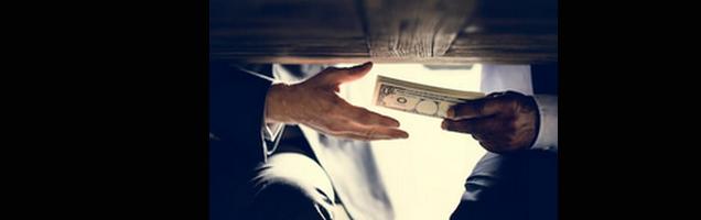 [ทำนายฝัน-ตัวเลข] ฝันว่าคุณกำลังจ่ายเงินสินบน,ฝันว่าคุณกำลังจ่ายเงินใต้โต๊ะ
