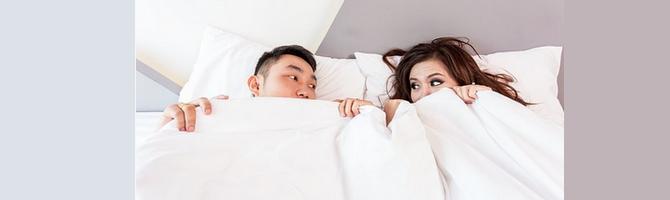 [ทำนายฝัน-ตัวเลข] ฝันว่าคุณกำลังนอนกับใครบางคนโดยที่คุณไม่ได้มีเพศสัมพันธ์กัน