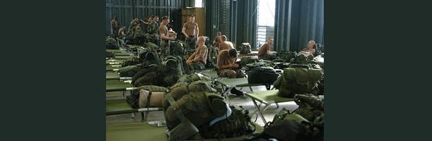 [ทำนายฝัน-ตัวเลข] ฝันว่าคุณอยู่ในค่ายทหาร