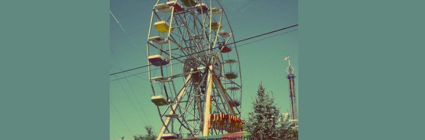 [ทำนายฝัน-ตัวเลข] ฝันว่าอยู่ในสวนสนุกร้าง , ฝันเห็นสวนสนุกร้าง