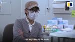 """หนุ่มฮ่องกงฉุน! หาซื้อ """"หน้ากากอนามัย"""" ไม่ได้ ตั้งโรงงานผลิตเองใน 14 วัน ขายถูกกว่าท้องตลาด"""