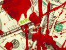 ฝันเห็นเงินเปื้อนเลือด