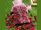 ฝันเห็นบุหงา,ฝันว่าได้ทำบุหงา ,ฝันเห็นถุงเครื่องหอมดอกไม้,ฝันว่าได้ทำถุงเครื่องหอมดอกไม้