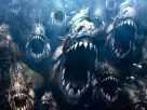 ฝันเห็นปลาปิรันย่า,ฝันเห็นปลากินคน