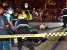 ฝันเห็นแนวเชือกกั้นตำรวจ , ฝันเห็นเทปกั้นเขตของตำรวจ  , ฝันเห็นเชือกกั้นเขตของตำรวจ